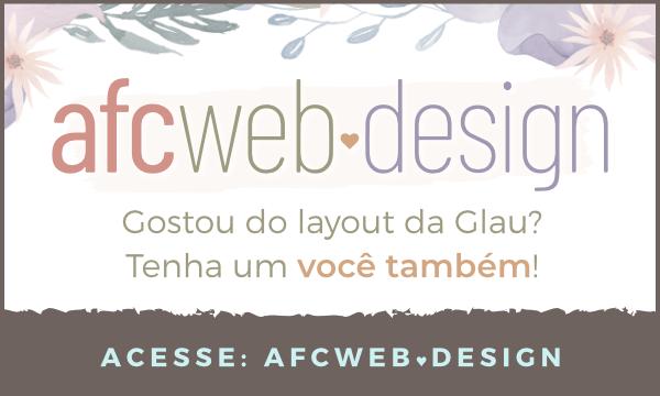 Produzido por AFC Web Design