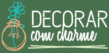 Marca Decorar com Charme - Versão Negativa