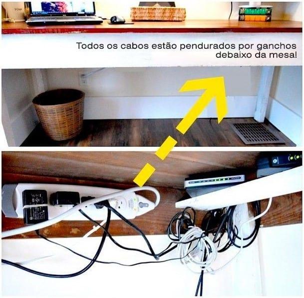 esconder-organizar-fios-cabos-embaixo-mesa