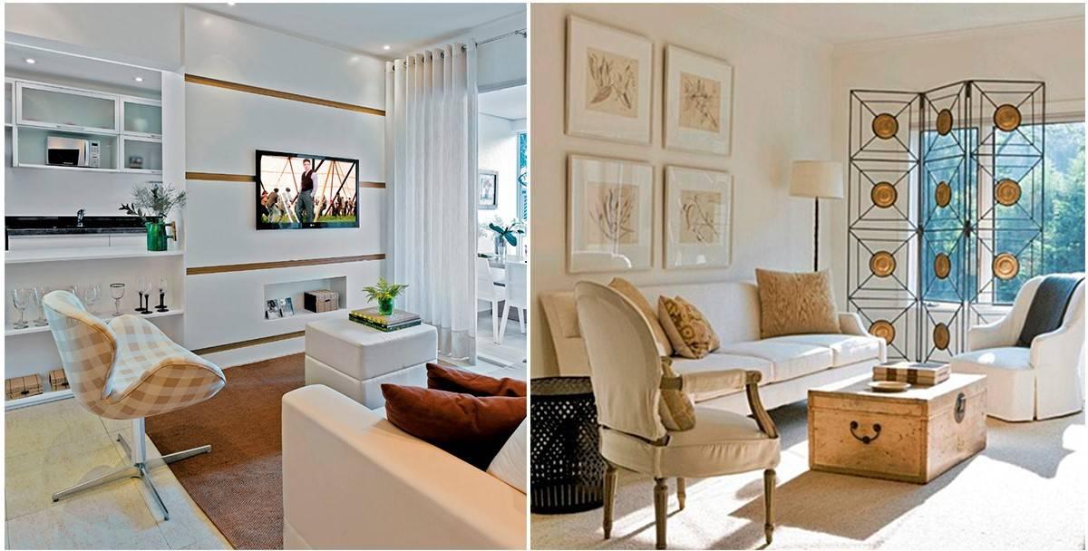 decoração de ambientes pequenos-sala2