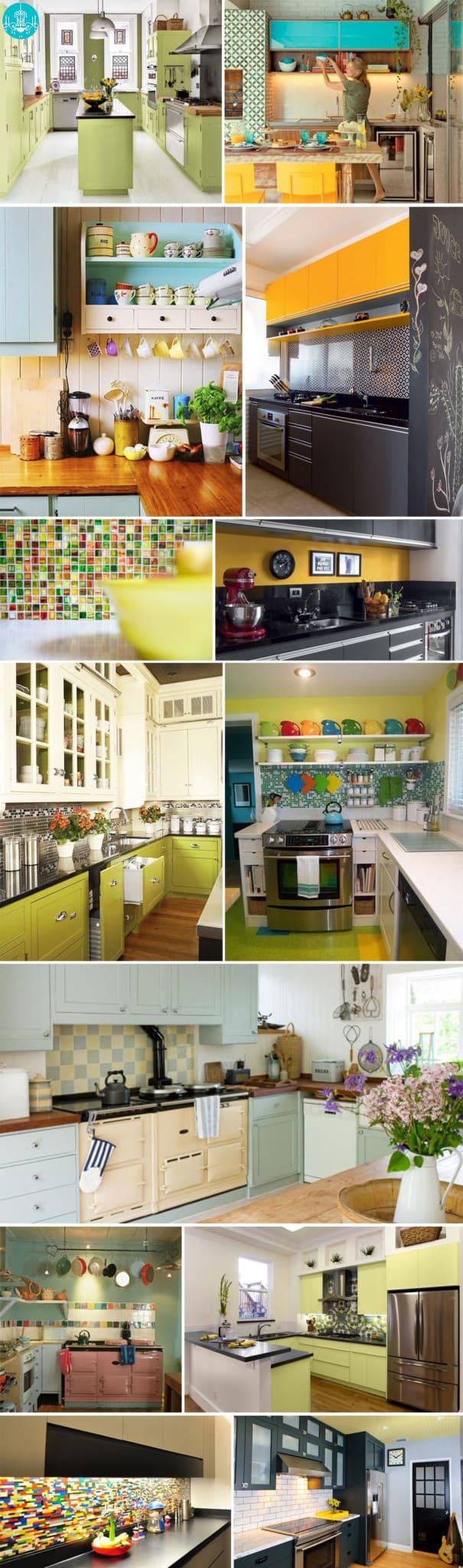 decorar cozinha corredor