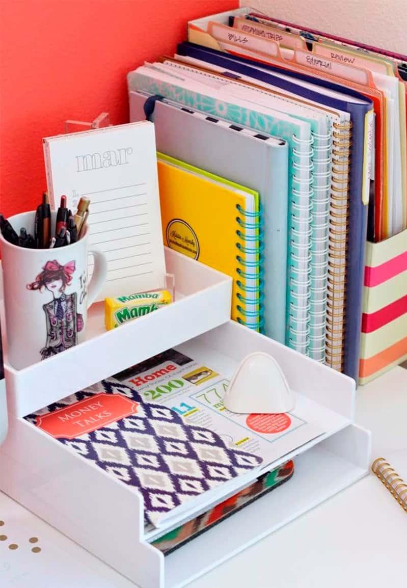 Organizar o Home Office