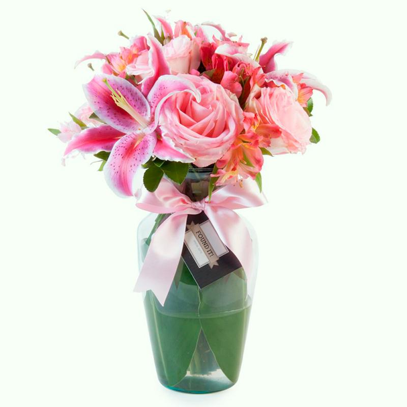 Flores Rosa Para Quarto