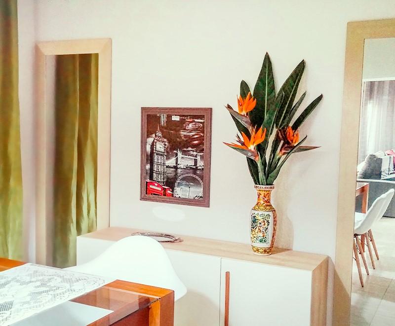 Buquê de Flores Sala